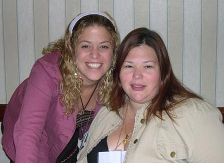 Megan Crane and Liza Pal