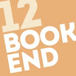 12 Book End