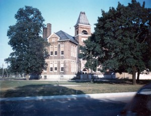 First Ward Elementary Noblesville Indiana