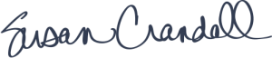 Susan Crandall Signature