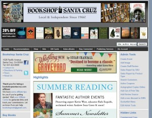 Bookshop Santa Cruz - Independent Bookseller in California